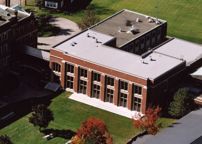 Bishop College School, renovation and expansion, 40,000 sq. ft., Lenoxville.