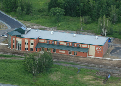 CITIG, Centre d'innovation et de technologies industrielles de Granby, 20 000 Pc, Granby.