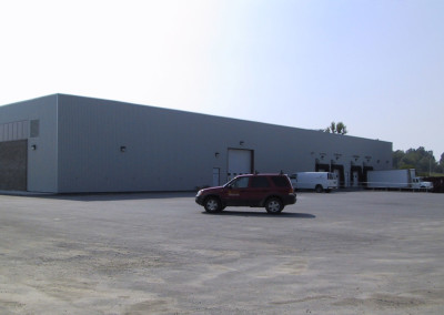 Prestige Telecom, expansion, 20,000 sq. ft., Vaudreuil.