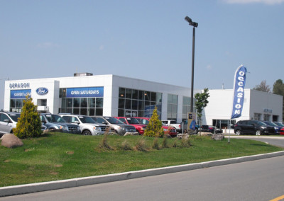 Deragon Ford, Concessionnaire automobile à Cowansville, 26 500pc