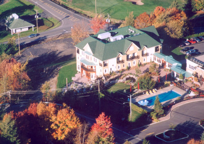 Spa Confort Bromont, 18,000 sq. ft., Bromont.