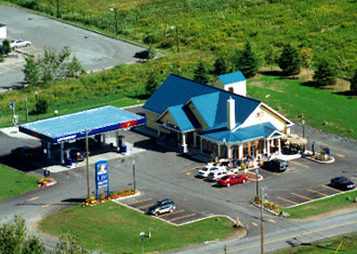 Ultramar and A. L. Van Houtte, Bromont