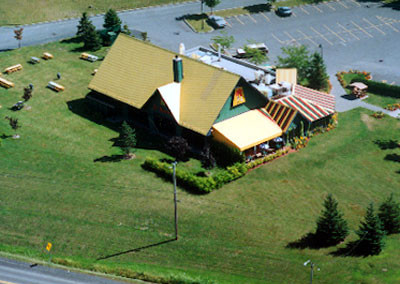 St-Hubert Restaurant