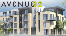 BBD Constructions Projects Avenue 32 residential building Lachine Montreal Apartments penthouses townhouses