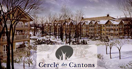 BBD Constructions Projects Cercle des Cantons condos Condominium Mount Brome chairlift