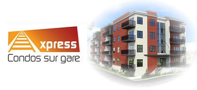 BBD Constructions Projects Xpress Condos sur gare Condominium Multi housing