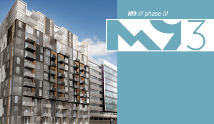 BBD Constructions M9-3 Condominium Condos Multi housing private sector Old Montreal Havre
