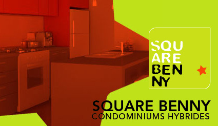 BBD Constructions Projects Square Benny Condominium sustainable development Notre-Dame-De-Grâce Montréal green project
