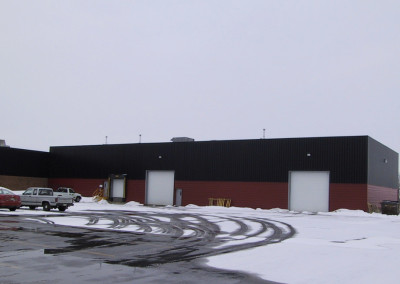 SIC Industriel, expansion, Bromont.